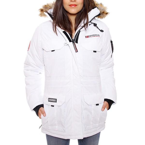 ventas calientes 37e4b 9e4a8 Abrigo Geographical Norway mujer - Geographical Norway España ®