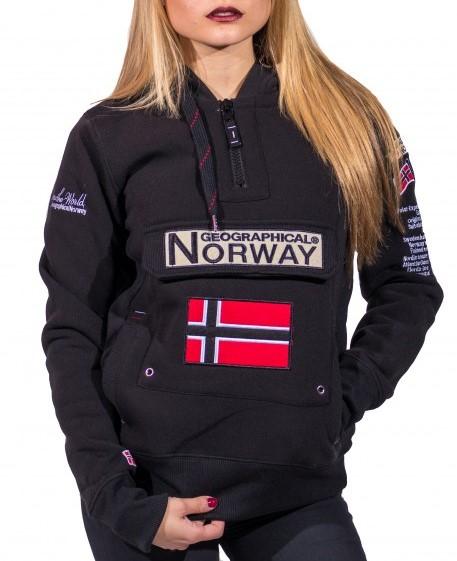 códigos de cupón excepcional gama de estilos y colores fuerte embalaje Cazadora Norway mujer - Geographical Norway España ®