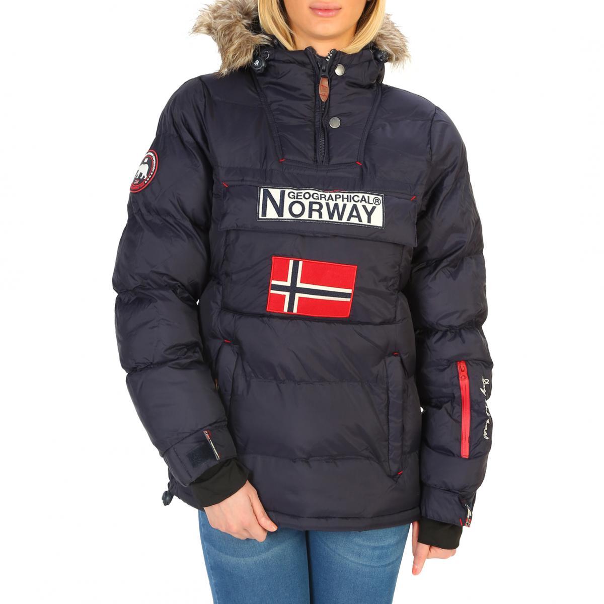 b9dca2af6aade Abrigo canguro mujer - Geographical Norway España ®