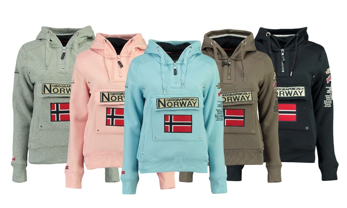 Comprar sudaderas Geographical Norway para mujer