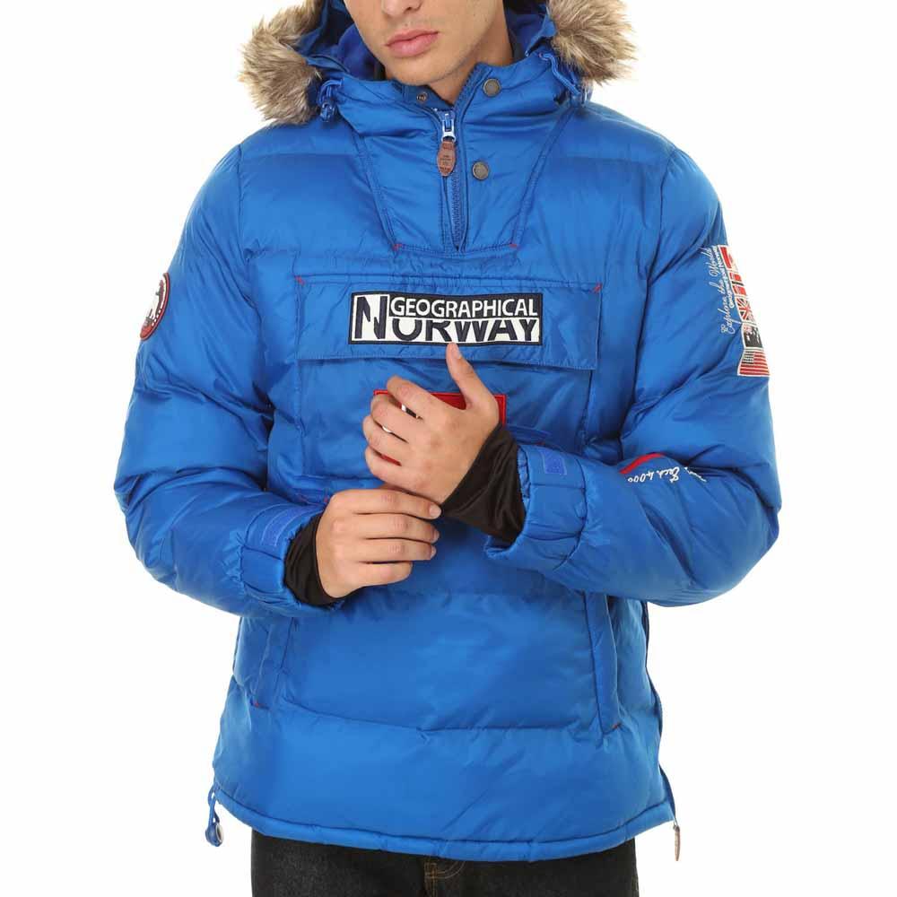 100% autenticado calidad forma elegante Abrigo Geographical Norway hombre - Geographical Norway España ®
