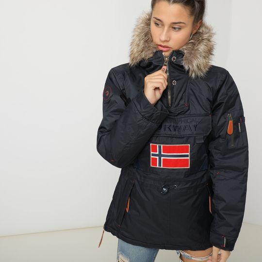 ® Geographical Norway España Mujer Cazadora qCZBw1xUW