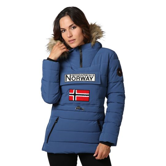 Chaquetones Norway mujer Geographical Norway España ®