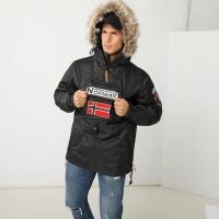 Geographical Norway negro