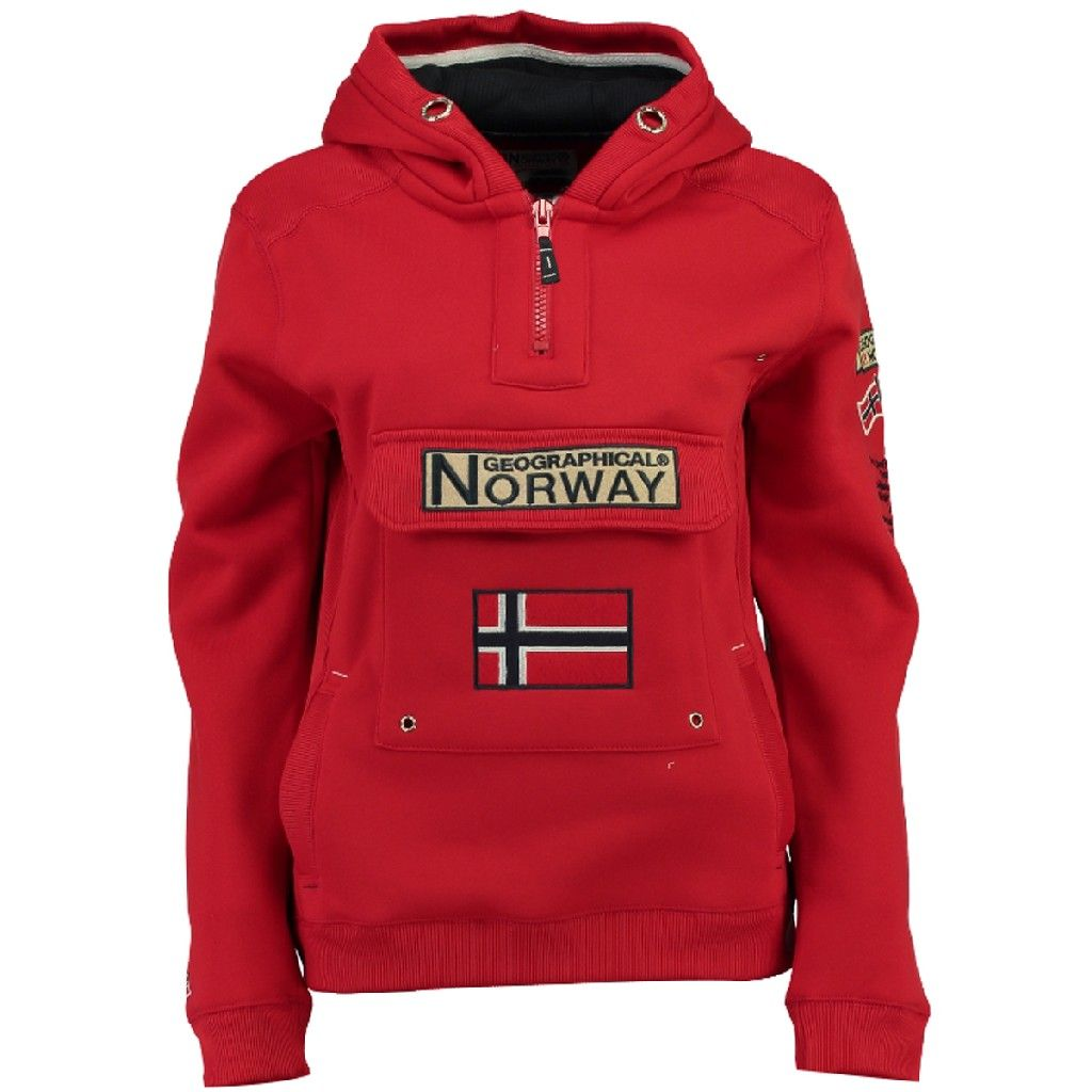 Sudadera Gymclass Norway